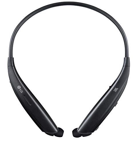 LG TONE Ultra SE Bluetooth Wireless Stereo Headset HBS-835S Black