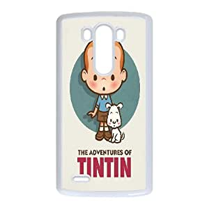 Generic Case TinTin cartoon For Samsung Galaxy S5 Q2A2218267
