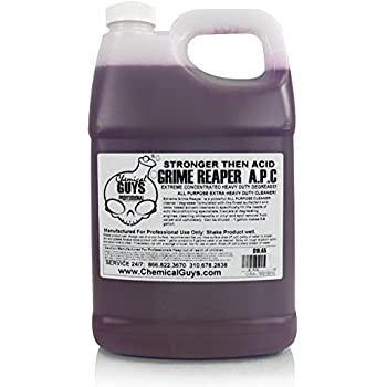 Chemical Guys CLD_104 Grime Reaper Extremely Strong Degreaser (1 Gal)