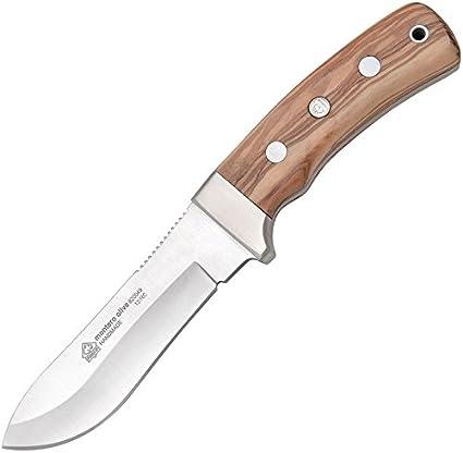 Amazon.com: Puma cuchillos IP Montero oliva cuchillos de ...