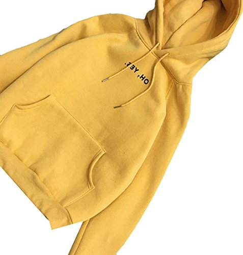 Solid Colored Hoodie - 5