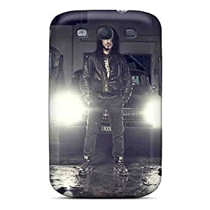 ColtonMorrill Samsung Galaxy S3 Bumper Hard Cell-phone Case Support Personal Customs Attractive Bon Jovi Image [pBr19482JUXc]