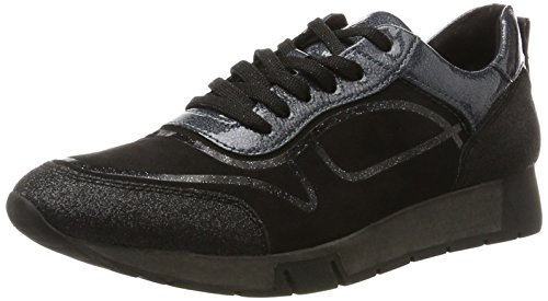 Noir black Tamaris Comb Basses 23718 Sneakers Femme 7wxXz6Iq