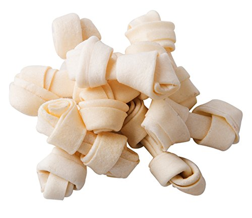 20-Count-25-Inch-Rawhide-Bones-Dog-Chews-100-Natural-Ingredient-Knotted-Treats-Healthy-Digestible-Pet-Food-PUPTECK