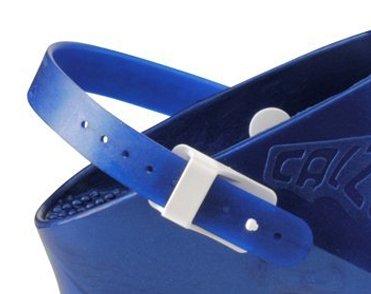 Kit Cinturino Per Tallone Blu Metallizzato