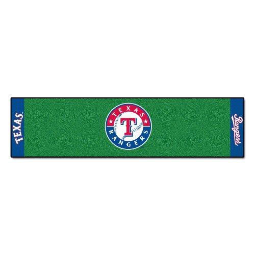 Texas Rangers Baseball Rug - 5
