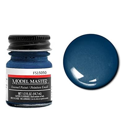 Testor Corp. Blue Angel Blue Enamel Paint .5 oz bottle FS15050: Toys & Games