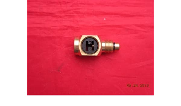 Baxi ELEGANTE fireslide Modelo 953 GAS Fuego Termopar Interruptor BLOQUE 5121753: Amazon.es: Hogar