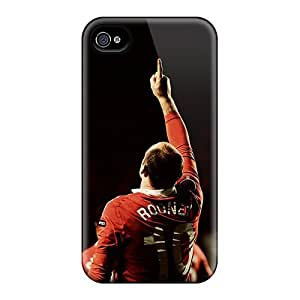 New Arrival Rooney For Iphone 4/4s Case Cover
