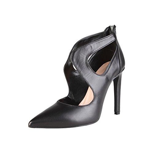 Chaussures In Made Noir Femme Salon De Italia Shoes Danse wHtCUxAq