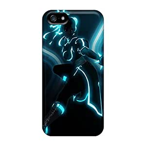 Fashion UJvIMgG7753QujfG Case Cover For Iphone 5/5s(chun Li Tron)