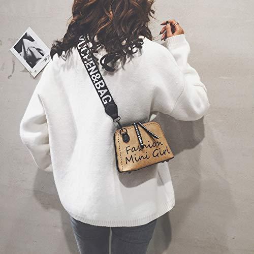 Petit Nouvelle Chaude Haut Arrivée Coréenne blanc Épaule Sauvage Sac Femmes Or À Qualité Sodial Bandoulière Haute Version Sacs Vente Débit Messenger Pour De 5ZAx4Cqn
