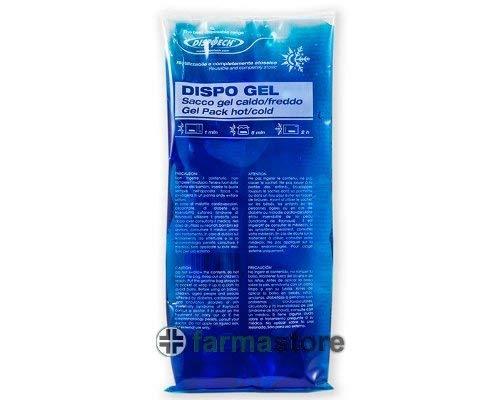 38 opinioni per GHIACCIO BUSTA GEL BLU caldo freddo DISPOGEL riutilizzabile cm 11x26 GH049