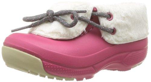 Crocs - Kids Blitzen Convertible Clogs, Size: 12-13 M US Little Kid, Color: Raspberry