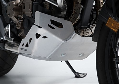 SW-MOTECH Aluminum Engine Guard Skid Plate For Honda Africa Twin CRF1000L '16-19 ()