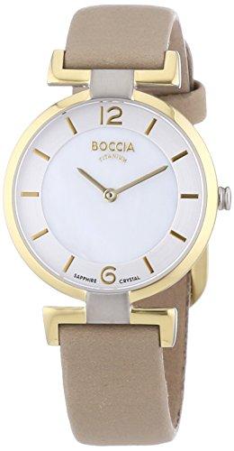 Boccia Women's Watch(Model: B3238-02)