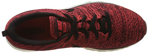 Nike Crimson Black Flyknit hyper Scarpe Uomo Black Corsa da Max Orange bright rr7wqxz