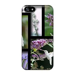 For Iphone 5/5s Fashion Design Rare Hummingbird Cases-uQR7627WYlb