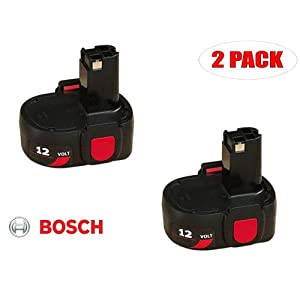 Skil 120BAT Replacement Pod Style 12V 1.2Ah Battery # 2607335511 (2 PACK)