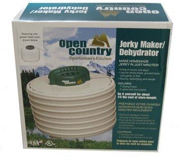 Open Country Jerkymaster 350 Watt Dehydrator by Open Country