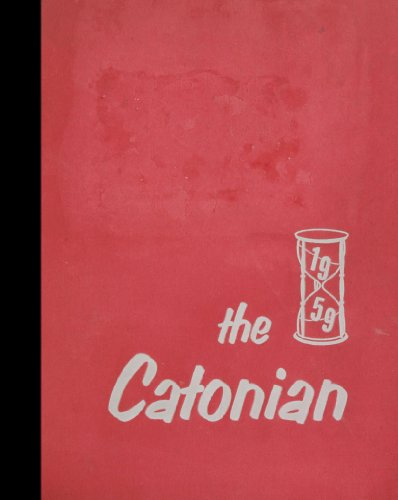 (Reprint) 1959 Yearbook: Catonsville High School, Baltimore, Maryland