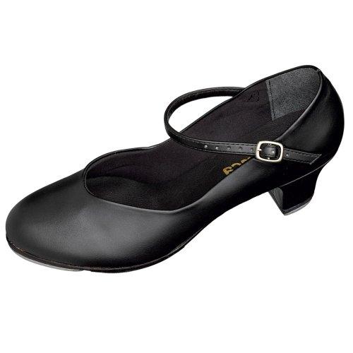 So Danca TA55 Cuban Heel Tap Shoes Black