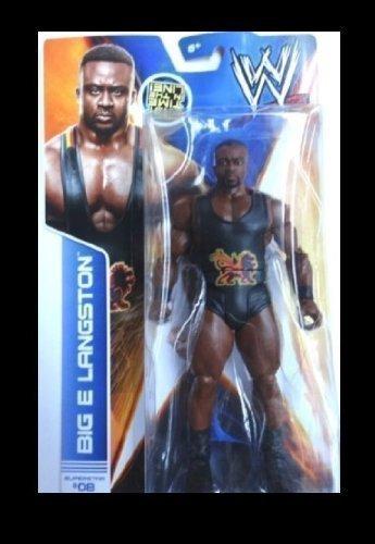 Bray Wyatt Costume (WWE Big E Langston Basic Series Wrestling Figure In Box In Stock)