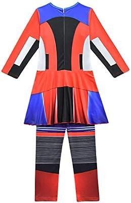 Evie Dress Disfraz de Halloween para niños Adultos, descendientes ...