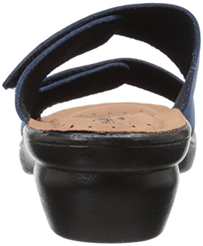 Spring Step Womens Aterie Slide Sandal Navy cIhpSTS2Z