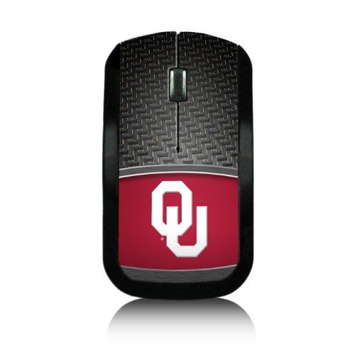 Oklahoma Sooners Wireless USB Mouse NCAA - Oklahoma Sooners Logos