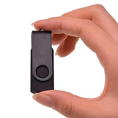 Kepmem Bulk 10/20/50 Pack 64MB Swivel USB 2.0 Thumb Flash Drive Fashion Memory Stick Pendrive Gift from Kepmem