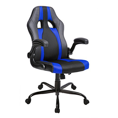 Merax Racing Style Office Chair Computer Desk Chair High