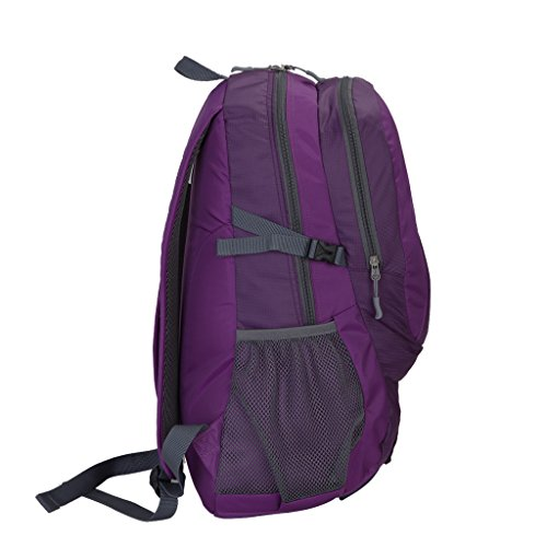 21fc515248d1 Kimlee Large 35L Waterproof Travel Daypack School Backpack ...