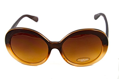 Bebe sunglasses Women's Dakota BB7129 (Bebe Brown Sunglasses)