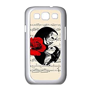 Cool Phantom of the Opera Environmental Lightweight Hard Printed case cover for Samsung Galaxy S3 I9300 -White031211