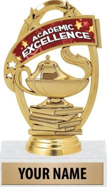 Crown Awards Academic Excellence Trophy - 5