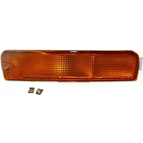 OE Replacement Nissan/Datsun Pathfinder Driver Side Parklight Assembly (Partslink Number NI2520117)