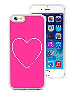 Personalized Design iPhone 6 Victoria's Secret Love Pink 31 Cell Phone Tpu Cover Case for Iphone 6 4.7 Inch White