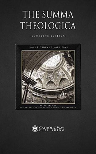 """The Summa Theologica - Complete Edition"" av Saint Thomas Aquinas"