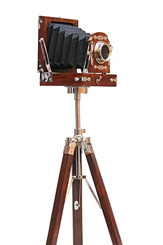 Nauticaz Vintage Projector Camera with Tripod Stand Replica