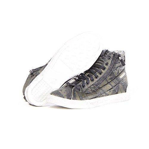 Diesel D-String Plus Hombres Moda Zapatos