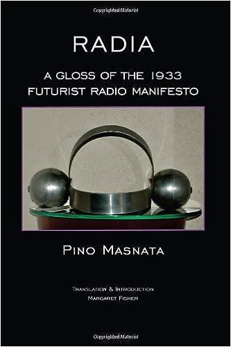 Amazon.com: Radia: A Gloss of the 1933 Futurist Radio ...