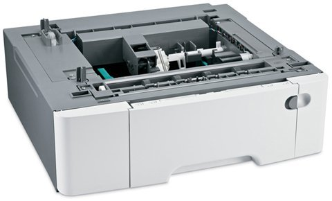 LEXMARK 3051532 DUO DRAWER 650 SHEET W/100 SHEET MPF X54X, C54X (EXCEPT X548) 550 Sheet Drawer for the Lexmark C543dn A4 Colour Laser Printer