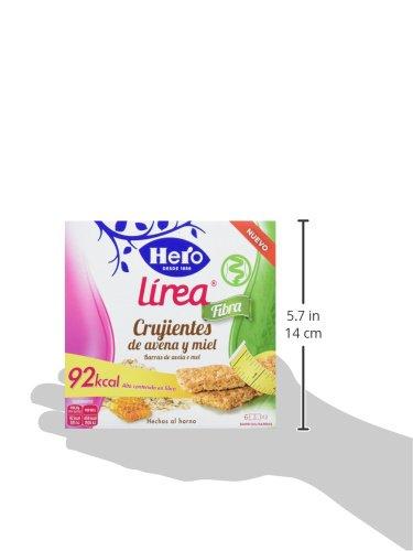 Hero Muesly Línea Crujientes de Avena y Miel - 9 Paquetes de 3 x 40 gr - Total: 1080 gr: Amazon.es: Alimentación y bebidas