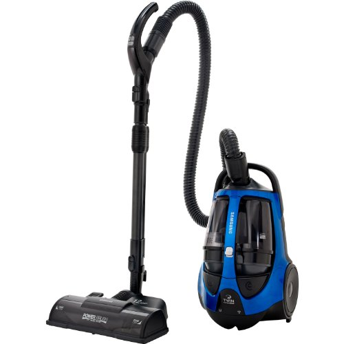 Samsung Bagless Canister Vacuum - Electric Blue