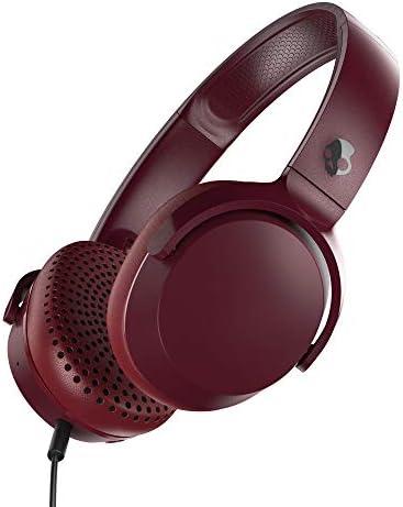 Skullcandy Riff On-Ear Headphone - Moab Red
