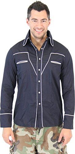 Superbad Seth Button-Down Cowboy Party Adult Costume Shirt