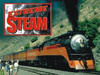 Extreme Steam  Union Pacifics Clinchfield Challenge