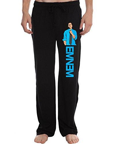 AMTT Men's Eminem Lounge Pajama Pants