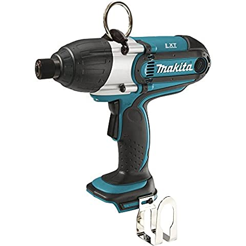 Makita XWT01Z 18V LXT Lithium-Ion Cordless Hex High Torque Impact Wrench Kit, 7/16-Inch (Makita Pole Saw)
